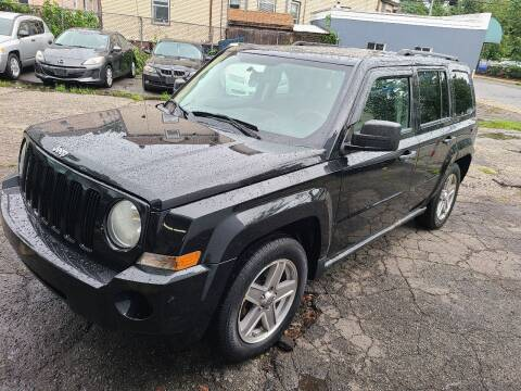 2008 Jeep Patriot for sale at Devaney Auto Sales & Service in East Providence RI