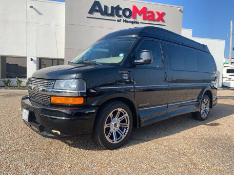 2015 Chevrolet Express Cargo for sale at AutoMax of Memphis - V Brothers in Memphis TN