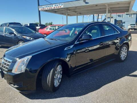 2013 Cadillac CTS for sale at Alliance Auto in Newport MN