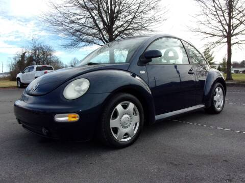 2000 Volkswagen New Beetle for sale at Unique Auto Brokers in Kingsport TN