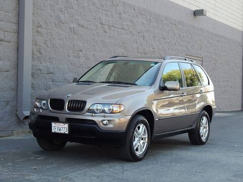 2004 BMW X5 for sale at Gilroy Motorsports in Gilroy CA