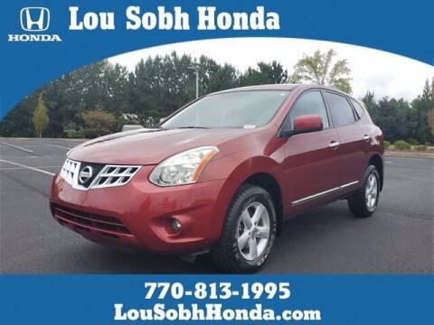 2013 Nissan Rogue for sale at Lou Sobh Honda in Cumming GA
