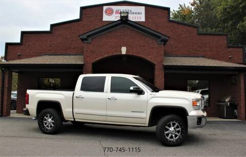 2014 GMC Sierra 1500 for sale at Atlanta Auto Brokers in Cartersville GA
