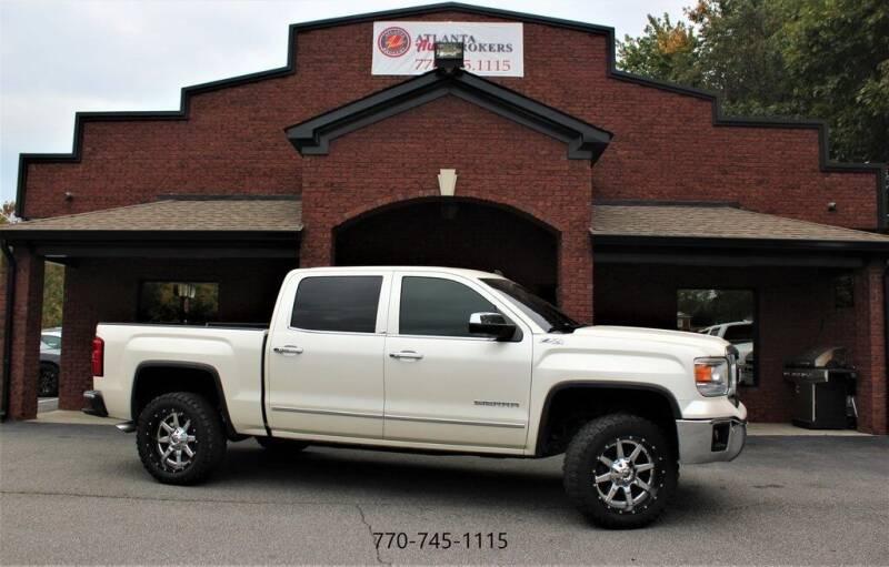 2014 GMC Sierra 1500 for sale at Atlanta Auto Brokers in Cartersville GA