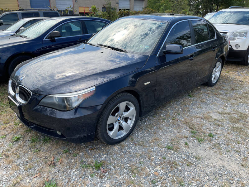 2007 BMW 5 Series for sale at Branch Avenue Auto Auction in Clinton MD