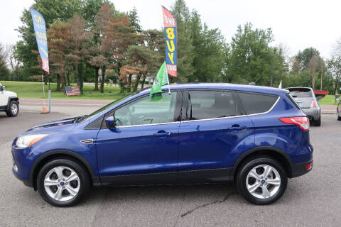 2013 Ford Escape for sale at GEG Automotive in Gilbertsville PA