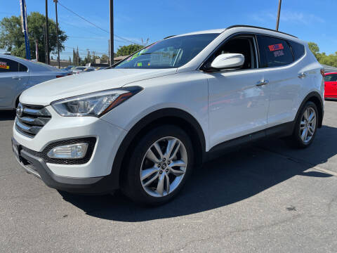 2014 Hyundai Santa Fe Sport for sale at 5 Star Auto Sales in Modesto CA