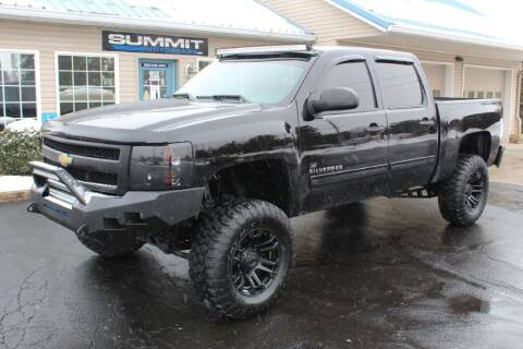 2012 Chevrolet Silverado 1500 for sale at Summit Motorcars in Wooster OH