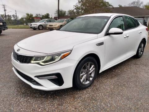2019 Kia Optima for sale at 2nd Chance Auto Sales in Montgomery AL