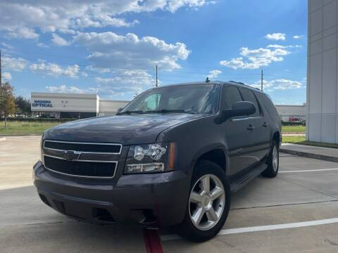 2011 Chevrolet Suburban for sale at TWIN CITY MOTORS in Houston TX