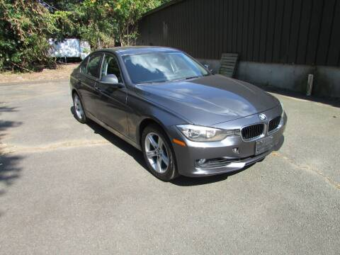 2013 BMW 3 Series for sale at Nutmeg Auto Wholesalers Inc in East Hartford CT
