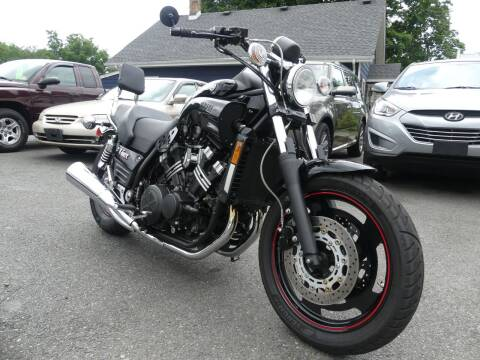 2006 Yamaha Vmax 1200 for sale at P&D Sales in Rockaway NJ
