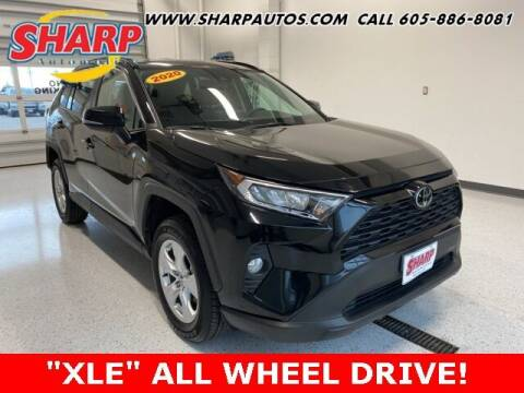 2020 Toyota RAV4 for sale at Sharp Automotive in Watertown SD
