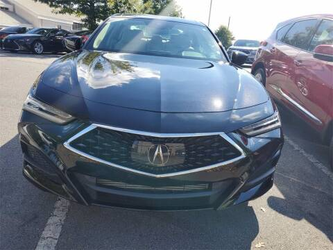 2021 Acura TLX for sale at Southern Auto Solutions - Acura Carland in Marietta GA