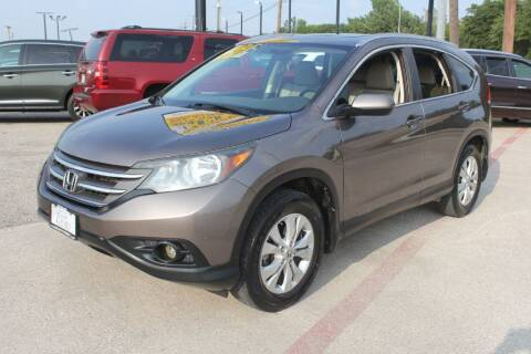 2012 Honda CR-V for sale at Flash Auto Sales in Garland TX