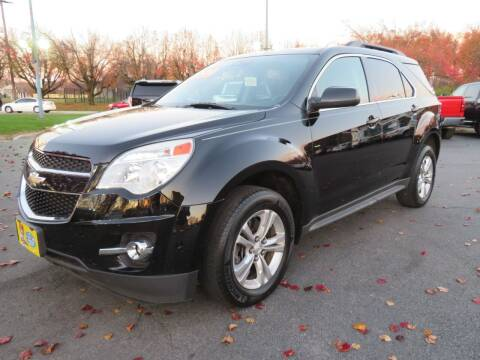 2014 Chevrolet Equinox for sale at Low Cost Cars North in Whitehall OH