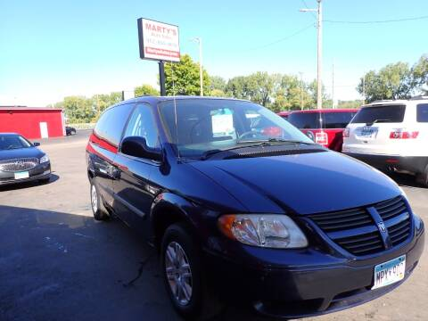 2005 Dodge Grand Caravan for sale at Marty's Auto Sales in Savage MN