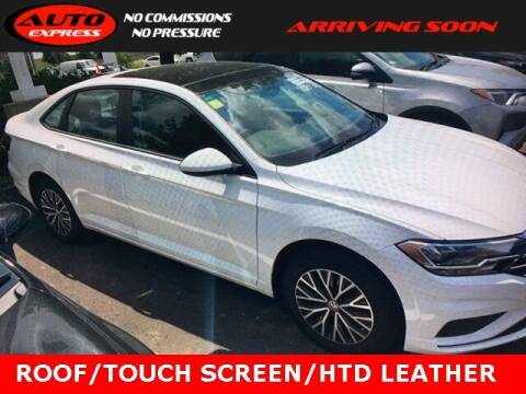 2020 Volkswagen Jetta for sale at Auto Express in Lafayette IN