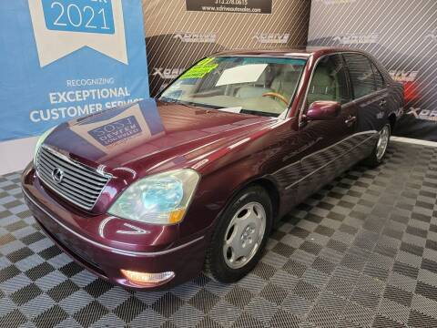 2001 Lexus LS 430 for sale at X Drive Auto Sales Inc. in Dearborn Heights MI
