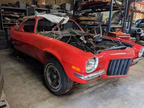 1971 Chevrolet Camaro for sale at Classic Cars of South Carolina in Gray Court SC