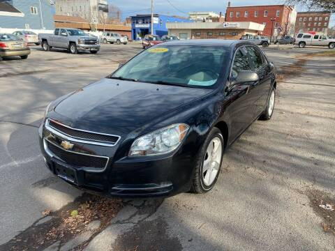 2009 Chevrolet Malibu for sale at Midtown Autoworld LLC in Herkimer NY