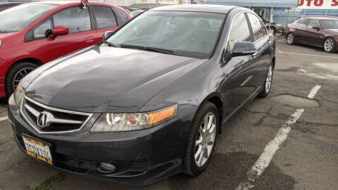 2006 Acura TSX for sale at Best Deal Auto Sales in Stockton CA