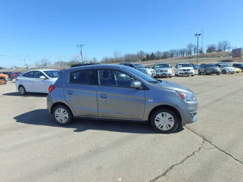 2017 Mitsubishi Mirage for sale at BLACKWELL MOTORS INC in Farmington MO