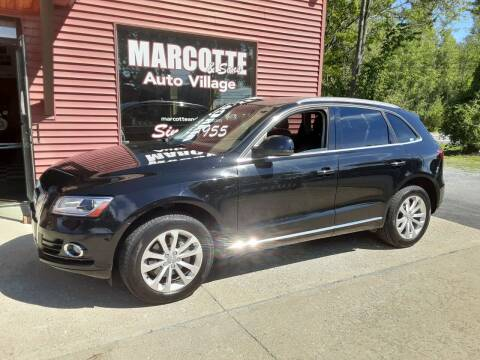 2015 Audi Q5 for sale at Marcotte & Sons Auto Village in North Ferrisburgh VT