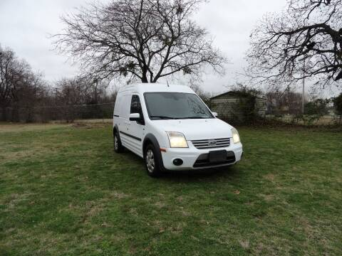 2012 Ford Transit Connect for sale at Vamos-Motorplex in Lewisville TX