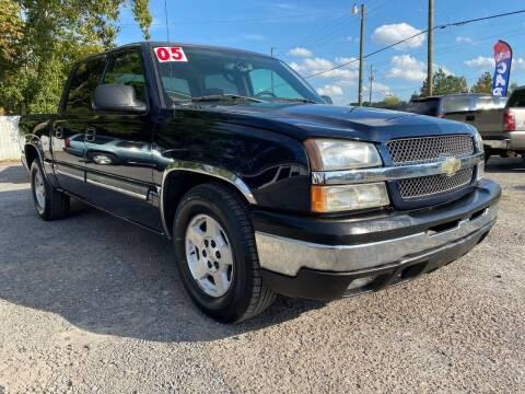 2005 Chevrolet Silverado 1500 for sale at Harry's Auto Sales, LLC in Goose Creek SC