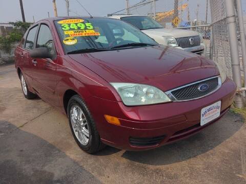 2006 Ford Focus for sale at Dan Kelly & Son Auto Sales in Philadelphia PA