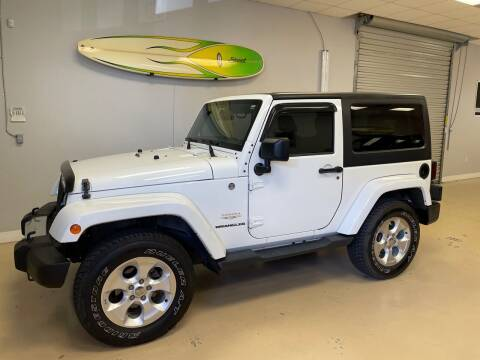 2013 Jeep Wrangler for sale at Jeep and Truck USA in Tampa FL
