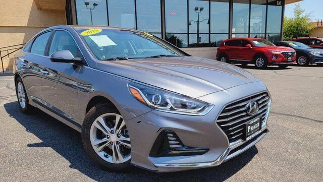 2018 Hyundai Sonata for sale in Saint George, UT