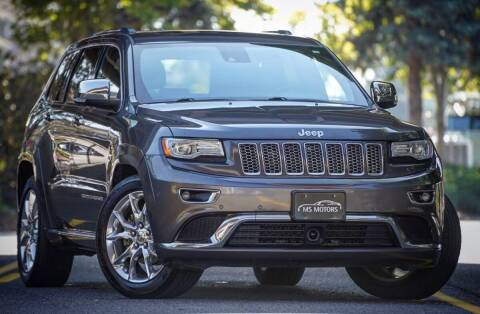2015 Jeep Grand Cherokee for sale at MS Motors in Portland OR