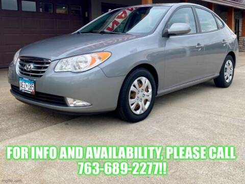 2010 Hyundai Elantra for sale at Affordable Auto Sales in Cambridge MN