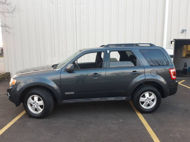2008 Ford Escape for sale at C & C Wholesale in Cleveland OH