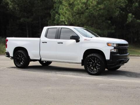 2020 Chevrolet Silverado 1500 for sale at Hometown Auto Sales - Trucks in Jasper AL