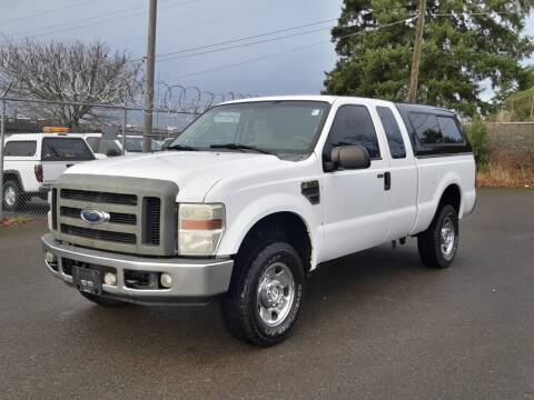 2008 Ford F-250 Super Duty for sale at South Tacoma Motors Inc in Tacoma WA