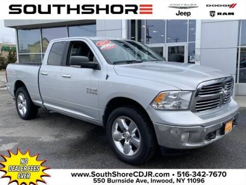 2017 RAM Ram Pickup 1500 for sale at South Shore Chrysler Dodge Jeep Ram in Inwood NY