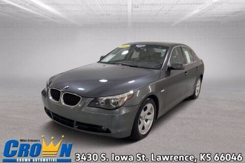 2004 BMW 5 Series for sale at Crown Automotive of Lawrence Kansas in Lawrence KS