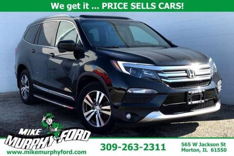 2016 Honda Pilot for sale at Mike Murphy Ford in Morton IL