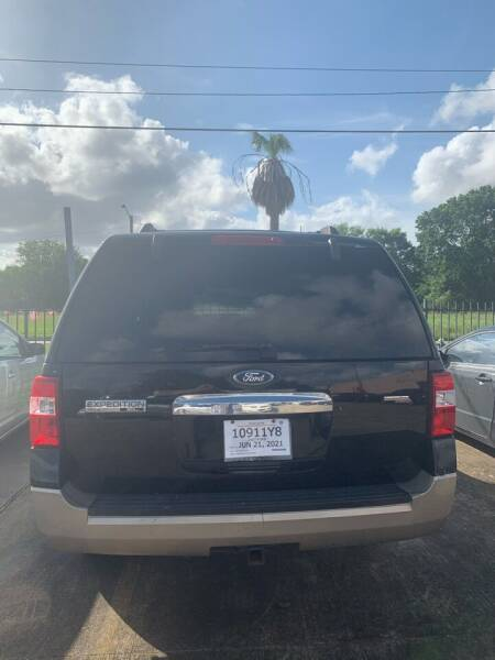 2007 Ford Expedition EL for sale at Houston Auto Emporium in Houston TX
