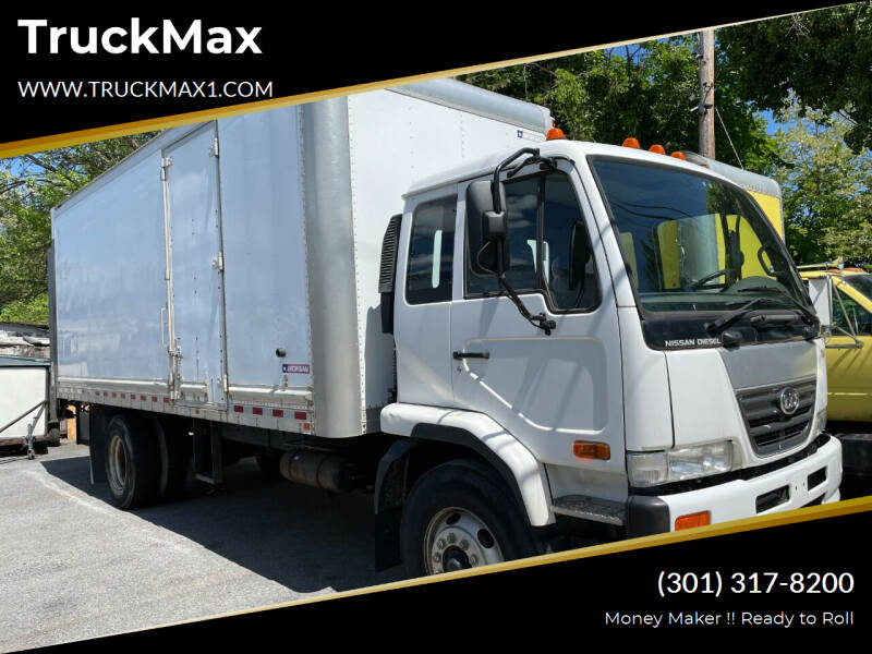 2010 UD Trucks UD3300 for sale at TruckMax in Laurel MD