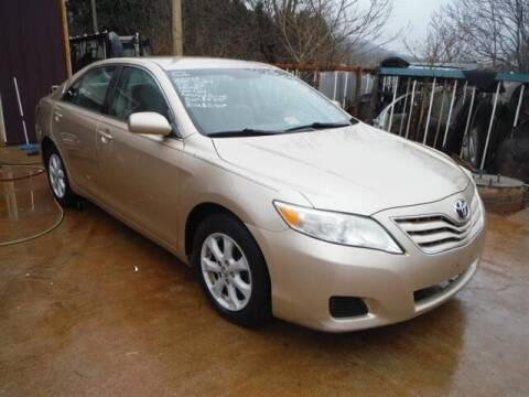 2010 Toyota Camry for sale at East Coast Auto Source Inc. in Bedford VA