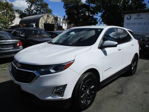 2020 Chevrolet Equinox for sale at MIKE'S AUTO in Orange NJ