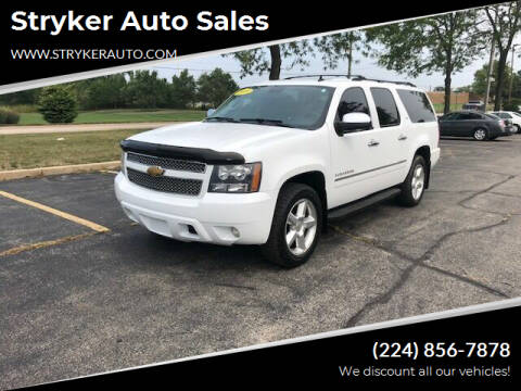 2009 Chevrolet Suburban for sale at Stryker Auto Sales in South Elgin IL