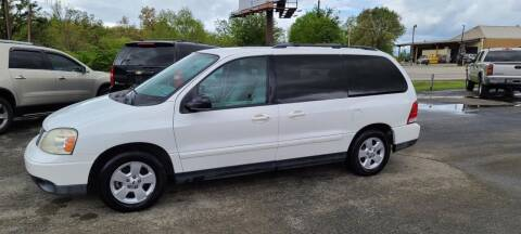 2005 Ford Freestar for sale at Aaron's Auto Sales in Poplar Bluff MO