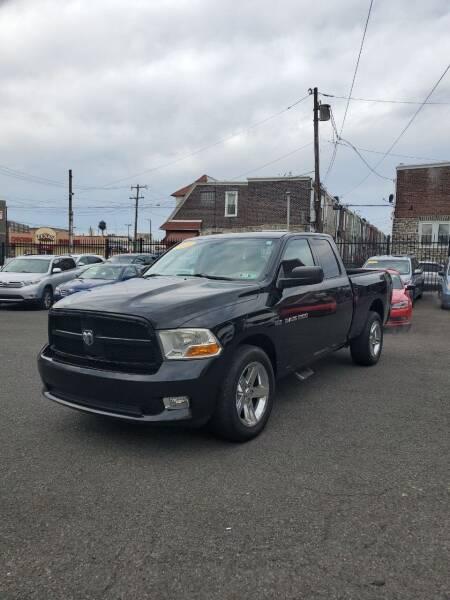 2012 RAM Ram Pickup 1500 for sale at Key & V Auto Sales in Philadelphia PA