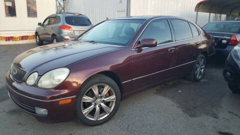 2001 Lexus GS 300 for sale at AUTO NETWORK LLC in Petersburg VA