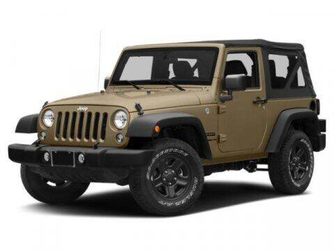 2017 Jeep Wrangler for sale at Stephen Wade Pre-Owned Supercenter in Saint George UT